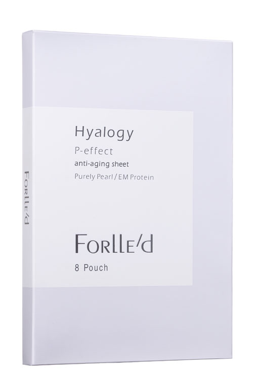 Маsk silmalaugudele P-effect sheet