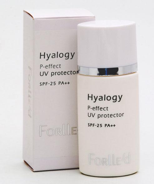 Hyalogy P-effect UV protector (faktor25 РА++)