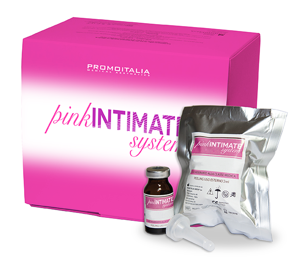 Intiimpiiling - Pink INTIMATE System